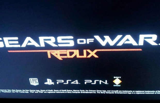 Gears of war playstation