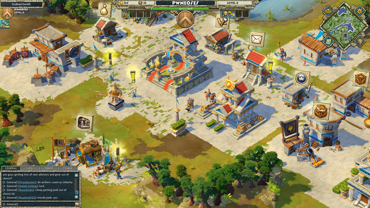Forge of empires download completo