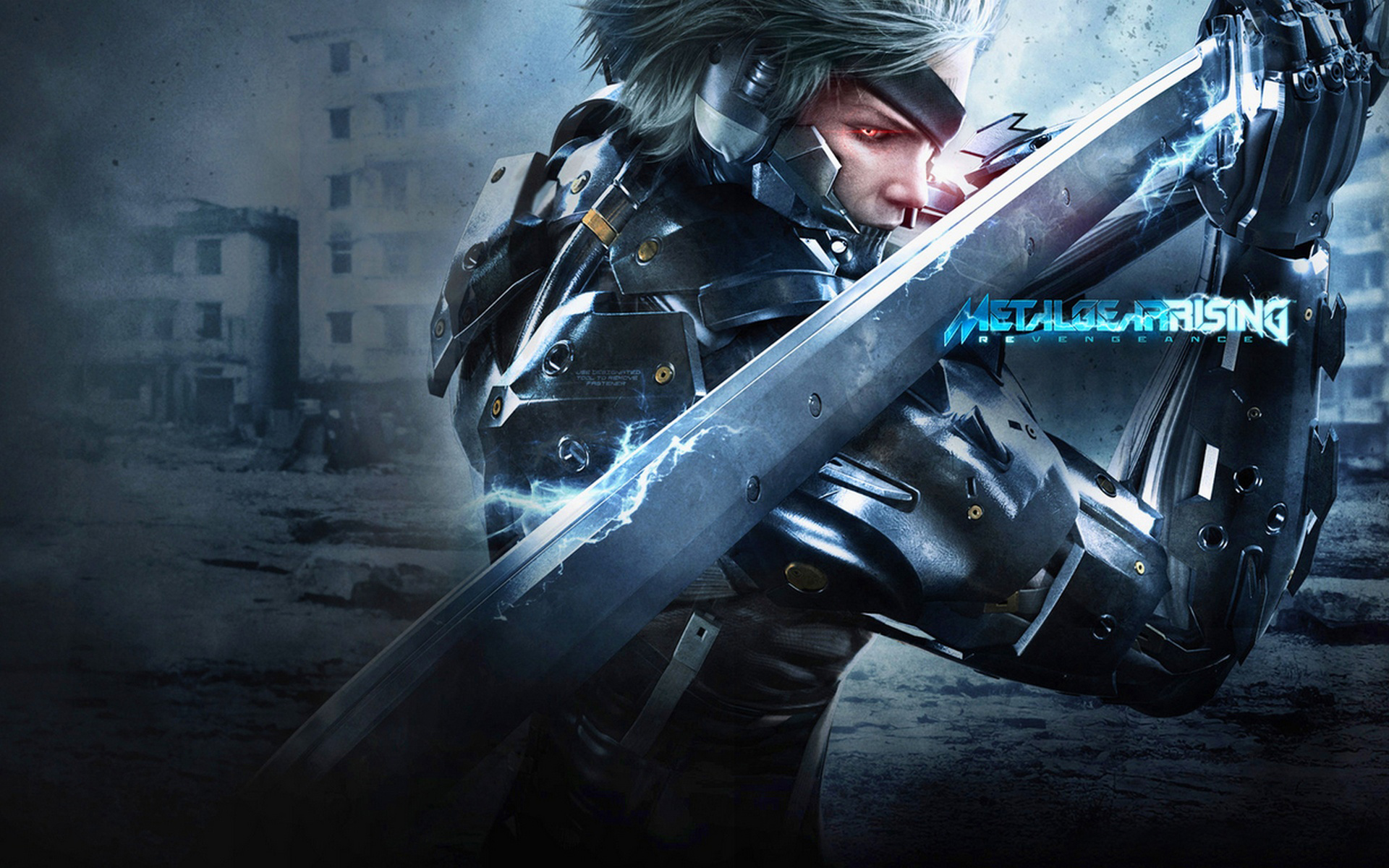 Обзор Metal Gear Rising Renegeance (PC) by Potomak